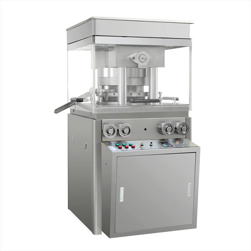 ZP-23、25、27自动旋转式压片机