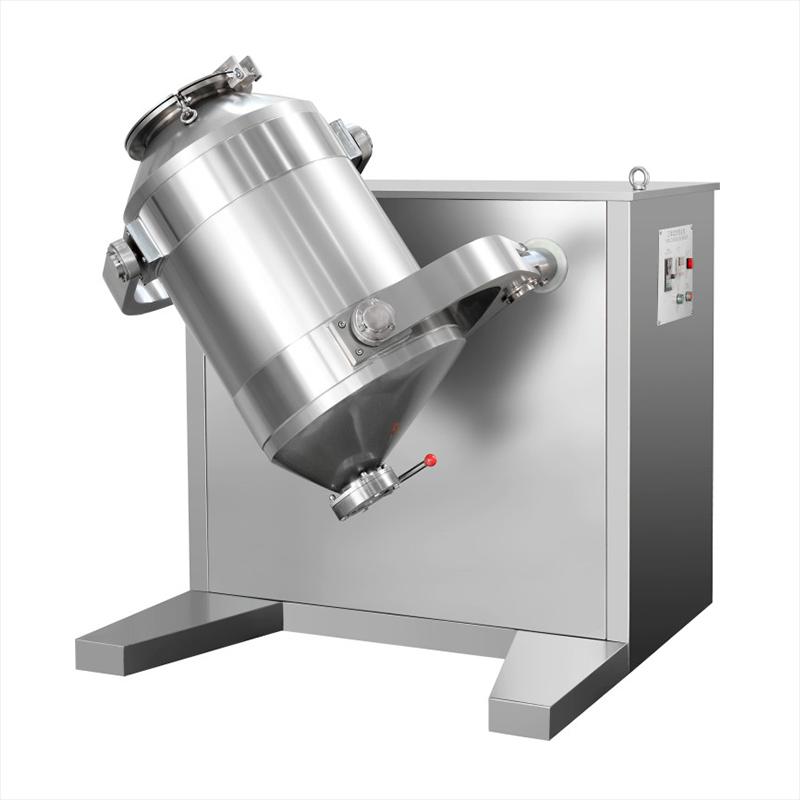SBH-10三维运动混合器