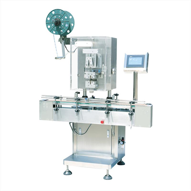 JF-C120干燥剂自动插入机